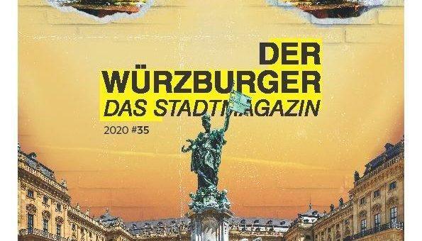 """""""Der Würzburger"""" ist da!"""