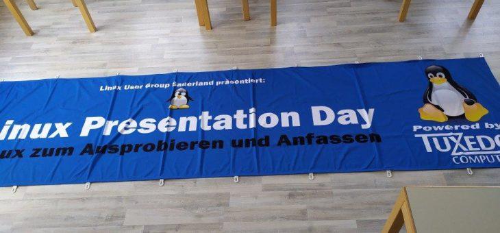 Linux Presentation Day 2020.1