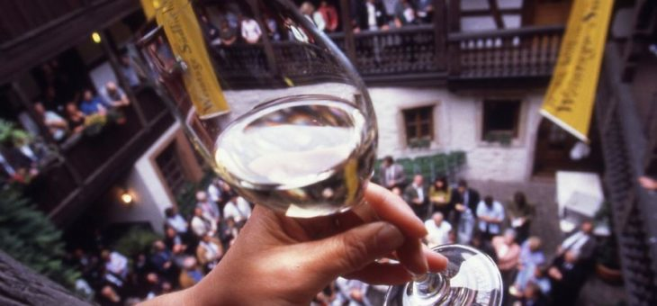 Wein und Kunstgenuss rund um Banane und Burgunder