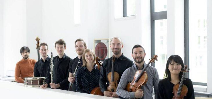 Stipendiaten der Orchesterakademie geben Konzert