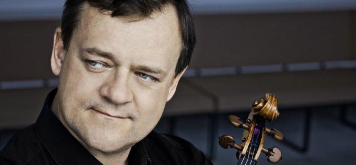 Frank Peter Zimmermann spielt Beethovens Violinkonzert