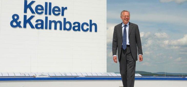 Keller & Kalmbach als TOP-Innovator ausgezeichnet