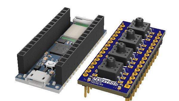 Starterkit für Fujikura Drucksensoren