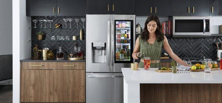 Die Kühlschrank-Ikone LG Instaview erreicht neuen Meilenstein: Weltweit eine Million verkaufte Einheiten