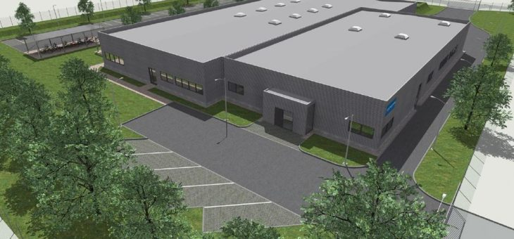 CABEX erweitert Produktionsflächen massiv