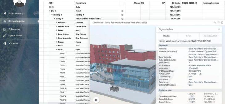 Baukostenmanagement aus der Cloud: Sehr hohe Anwendungssicherheit von NOVA AVA erneut bestätigt