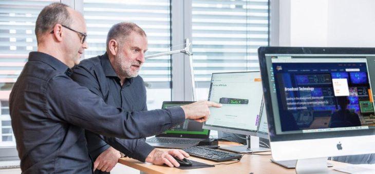 Media Online GmbH wird zu Broadcast Solutions Produkte und Service GmbH