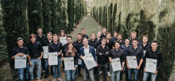 Kreativ, dynamisch und sympathisch – die besten 20 Jungwinzer der Pfalz sind gewählt