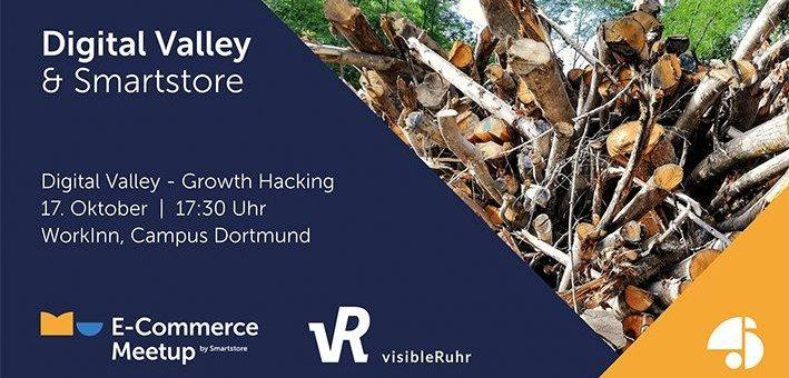 Digital Valley – E-Commerce Meetup zum Thema Growth Hacking