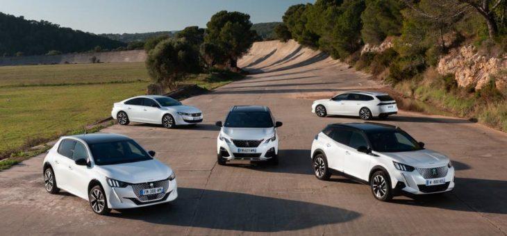 """""""PEUGEOT Tour – Road to Electric"""": Elektromobilität bei rund 50 PEUGEOT Händlern erleben"""