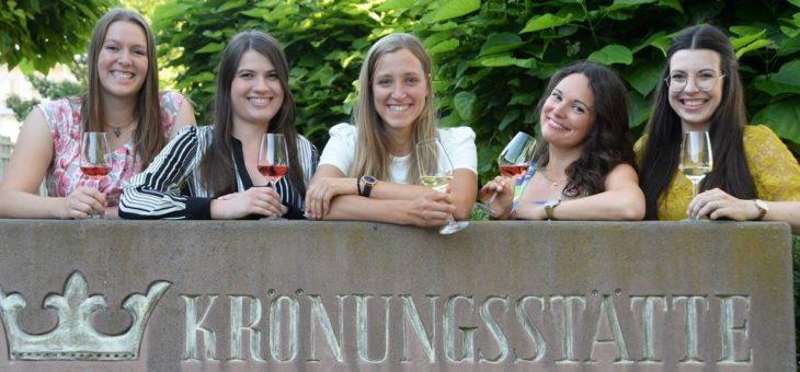 Fünf Kandidatinnen wollen Pfälzische Weinkönigin werden