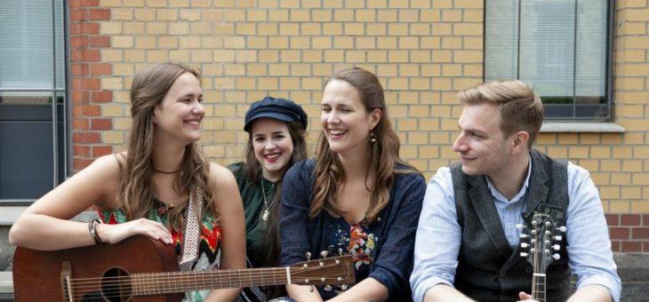 Folkmusik im Musik-Eckchen auf Zollverein
