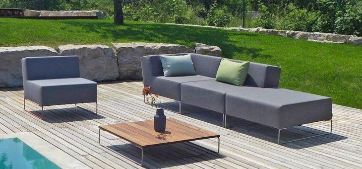 Coole Outdoor Lounge Tische vom Designer
