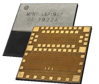 Ultra-kompaktes Bluetooth 5.1-Modul für Direction Finding und Asset Tracking