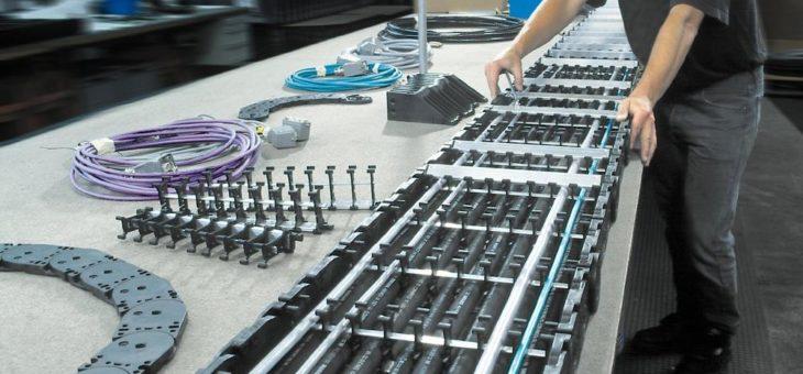 Nachhaltigkeit und Industrie 4.0 bei Energieführungssystemen