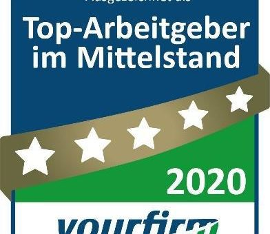Fasihi-Top-Arbeitgeber im Mittelstand 2020