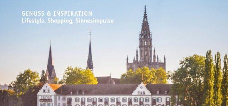 StadtSchönheit im Portrait: Das neue Konstanz Magazin ist da!