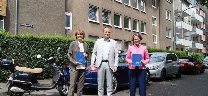 Serielle Sanierung: Energiesprong-Pilot in Köln geht in die Umsetzung