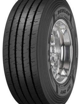 Neue Trailer-Reifen von Dunlop bieten 3PMSF-Markierung und niedrige Kosten pro Kilometer