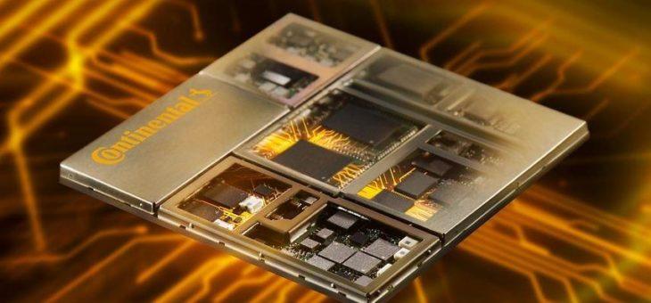 Continental gewinnt weitere Serienaufträge für intelligente Antennen und 5G-Vernetzung