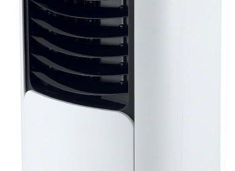 Sichler Exclusive Verdunstungs-Luftkühler LW-600 mit Peltier-Element, Ionisator, 10 l, 200 Watt