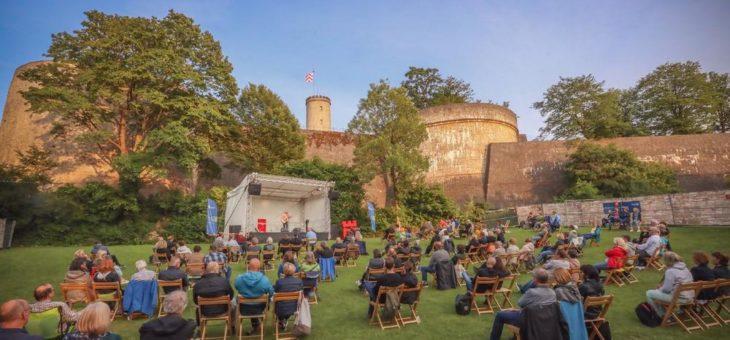 Burgsommer-Programm geht weiter