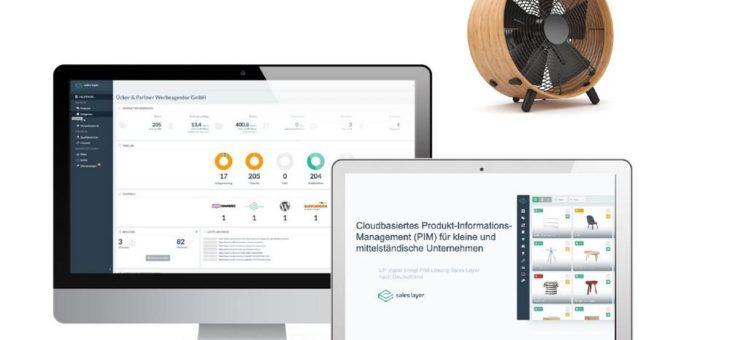 UP digital implementiert Sales Layer PIM bei Stadler Form