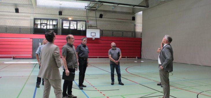 """Sport wird """"ins rechte Licht gerückt"""""""