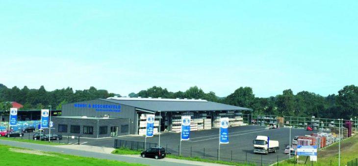 Experte für Dachbaustoffe erweitert am c-Port
