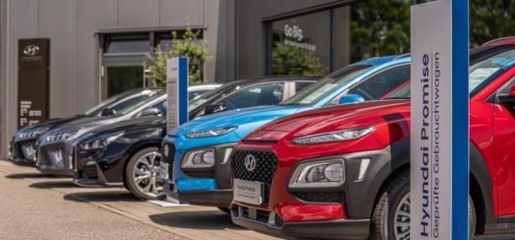 Hyundai startet neues Gebrauchtwagenprogramm Promise