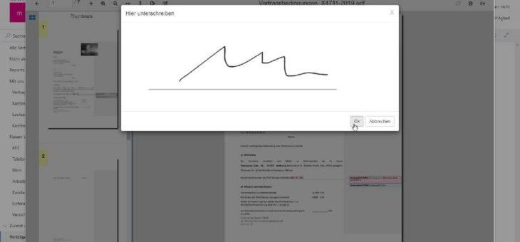 amexus erweitert Signaturlösung d.velop sign durch Office 365 Integration