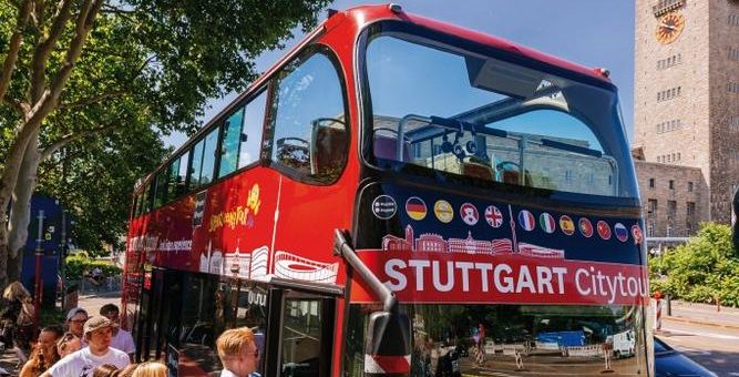 Stuttgart (wieder) entdecken