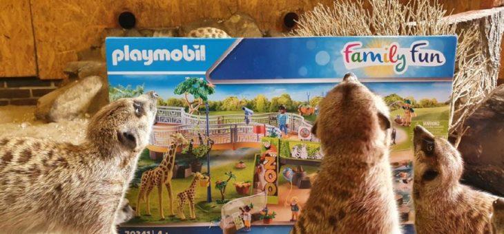 Tierischer Spaß im Sommer: PLAYMOBIL und der Tierpark Nordhorn laden zum großen Zoo-Quiz ein