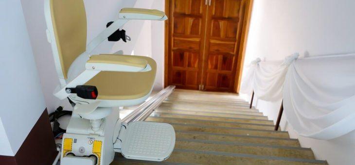 TS Treppenlifte Frankfurt: Anbieter für gebrauchte Treppenlifte