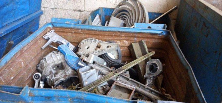 Mit dem Schrottabholung Herne ist es einfach, Metallschrott loszuwerden