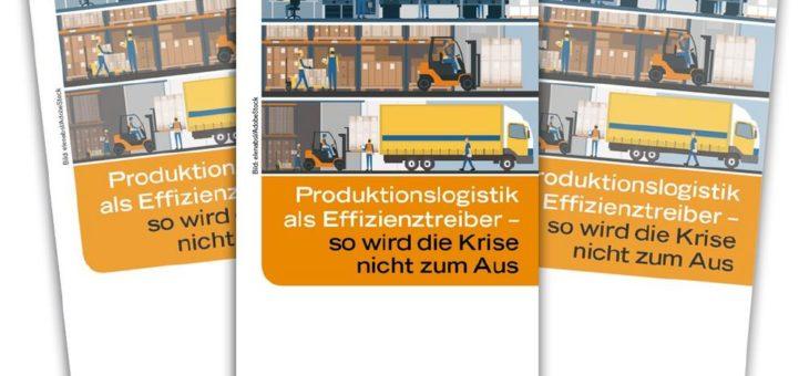 Industrie 4.0: Produktionslogistik als Effizienztreiber – so wird die Krise nicht zum Aus
