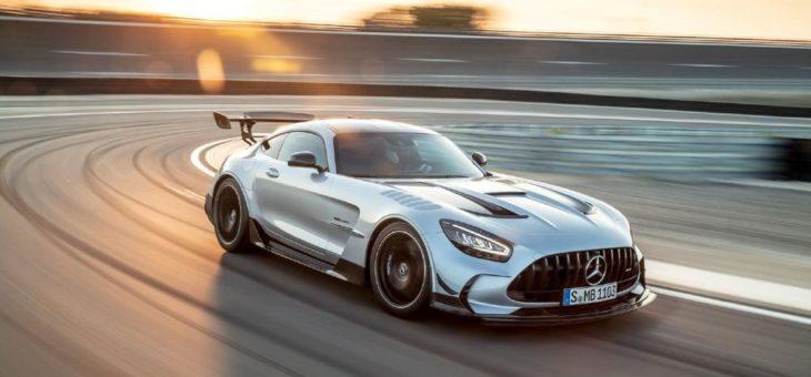 Die absolute Spitze der GT-Familie: Der neue Mercedes-AMG GT Black Series