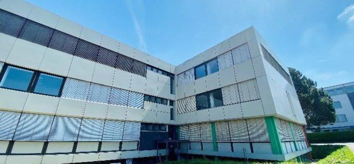 Zirka 1.615 m² Bürofläche in Essen über Brockhoff OFFICE vermittelt