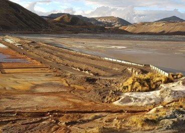Cerro de Pasco erhält grünes Licht für 40 Bohrungen auf Quiulacocha