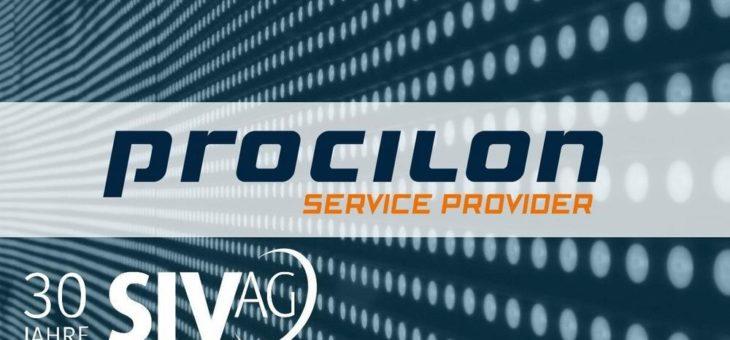 SIV.AG ist jetzt Service-Provider der procilon GROUP GmbH