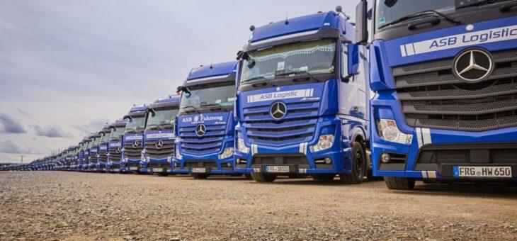 INFORM und ASB Logistics entwickeln Individuallösung in der Fahrzeuglogistik