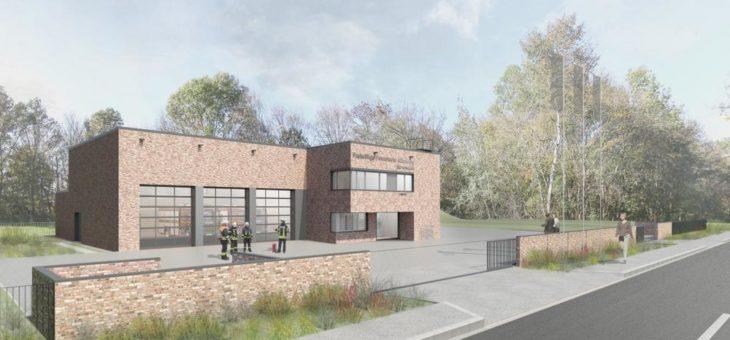 Neues Feuerwehrgerätehaus für die Gartenstadt