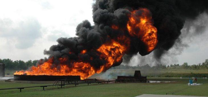 Brandschutz im Tanklager – Tagung in Essen