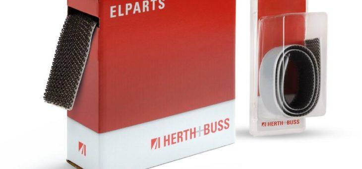 Klettband von Herth+Buss