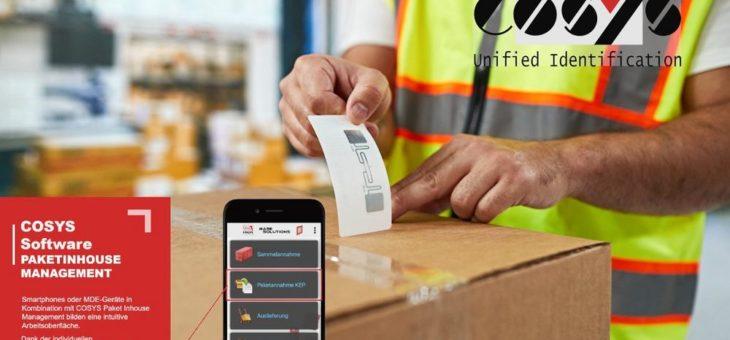 Interne Logistik digitalisieren und Effizienz in die Hauspost bringen