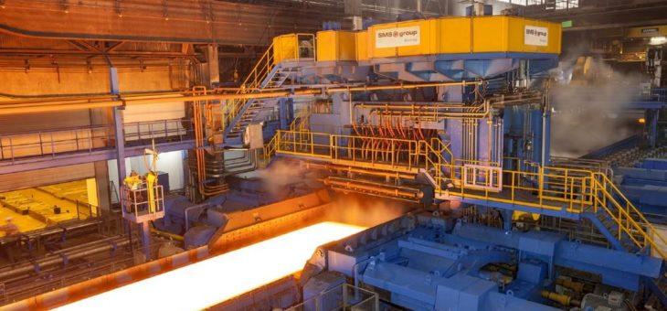 Shanxi Taigang Stainless Steel Co., Ltd. bestellt leistungsstärkstes 4,3-Meter-Grobblechwalzwerk bei SMS group