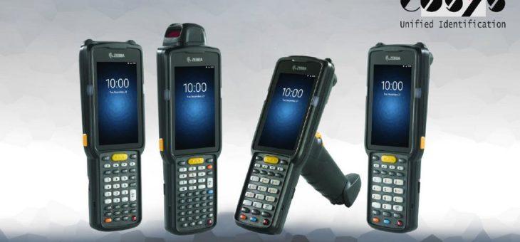 Der Zebra MC3300x mit COSYS Software optimiert Ihre Lagerhaltung
