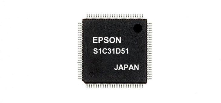 Neuer 32-bit Arm®Cortex®-M0+ Flash-Mikrocontroller für Sprachausgabe und Audiowiedergabe über Lautsprecher oder Buzzer