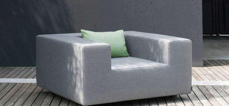 Endlich: Wetterfeste Luxus Outdoor Loungesessel