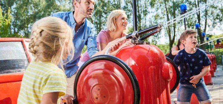 Familienwochen im Ravensburger Spieleland starten